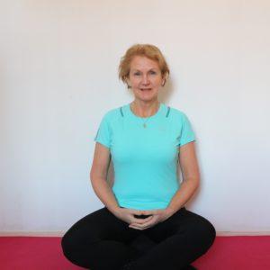Yogadocent Ganny Boer